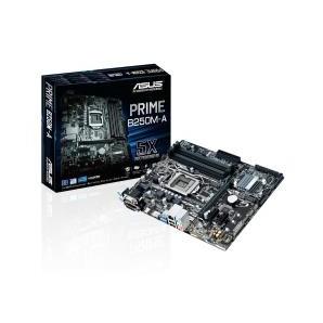 Asus PRIME B250M-A 90MB0SR0-M0EAY0 PRIME-B250M-A