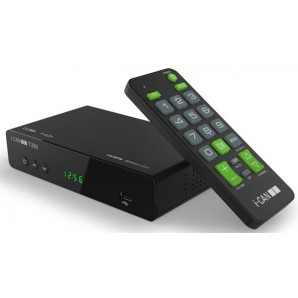 I-Can Zapper, HD, T2, HEVC, USB Play I-CANT380 I-CANT380
