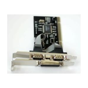 Nilox 10NXAD0505002 PCI-2SER1PAR
