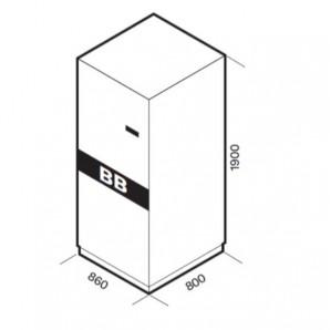 Riello UPS BB1900480VV6 K190480PV63TNPA BB1900480VV6