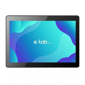 Microtech Tablet 10.1 e-tab WiFi 3 - 4 GB RAM 64 GB eMMC - Android ETW101GT-C ETW101GT-C