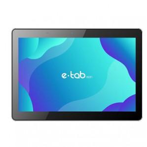 Microtech Tablet 10.1 e-tab WiFi 2 - 4 GB RAM 32 GB eMMC - Android ETW101GT/B ETW101GT/B