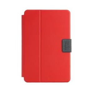 Targus SafeFit 7-8 inch Rotating Universal Tablet Case - Red THZ64303GL THZ64303GL
