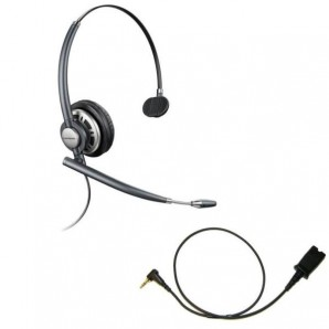 Plantronics ENTERA 710, DA80 e MO300 Iphone Bundle 203822-01 203822-01