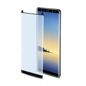 Celly Full Curved Glass - Galaxy Note 8 GLASS674F GLASS674F