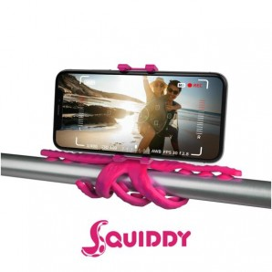 Celly Flexible holder - Smartphone and camera SQUIDDYPK SQUIDDYPK