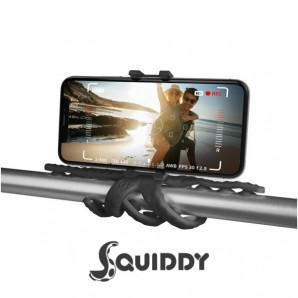 Celly Flexible holder - Smartphone and camera SQUIDDYBK SQUIDDYBK