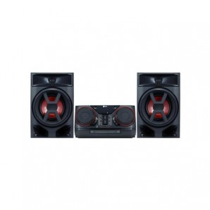 LG Mini Hi-Fi 300W Bluetooth Wireless CK43.DEUSLLK CK43