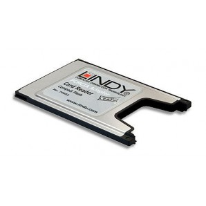 "Lindy CARD READER INTERNO USB 2.0 DA 3,5"" 42729 42729"