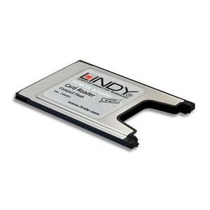 Lindy ADATTATORE PCMCIA A COMPACT FLASH 70952 70952