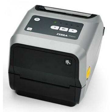 Zebra ZD620TT 203DPI USB,ETHERNET ZD62042-T0EF00EZ ZD62042-T0EF00E