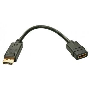 Lindy CONVERTITORE DA DP A HDMI PASSIVO 41005 41005-LND