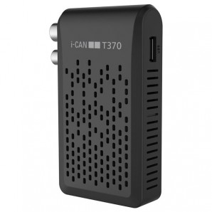 I-Can Zapper Back, HD, T2, HEVC, USB RecPlay I-CANT370 I-CANT370