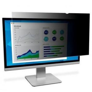 """3M Filtro Privacy 21.6"""" Monitor (1610) PF216W1B 7000006414"""