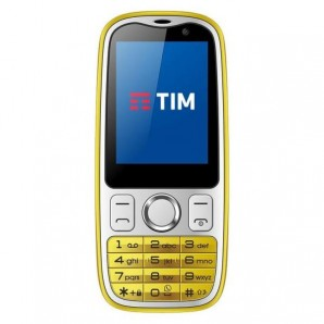 TIM TIM EASY 4G GIALLO 773579 773579