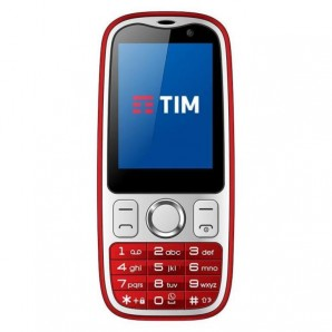 TIM TIM EASY 4G ROSSO 773590 773590