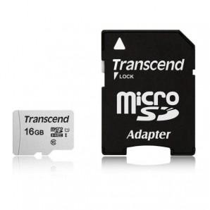 Transcend TS16GUSD300S-A