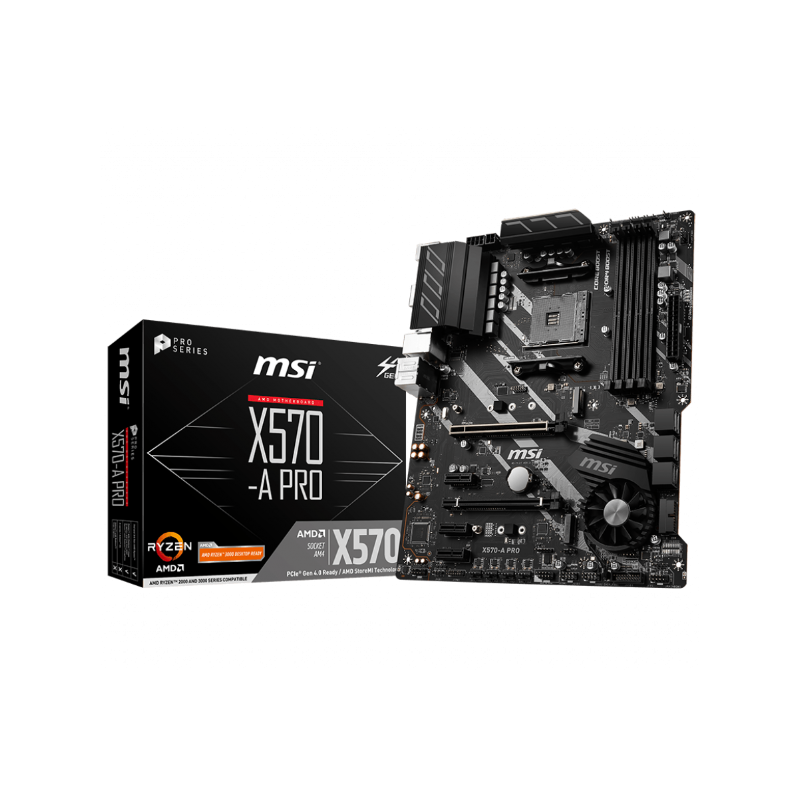 MSI X570-A PRO X570-A-PRO X570-A-PRO