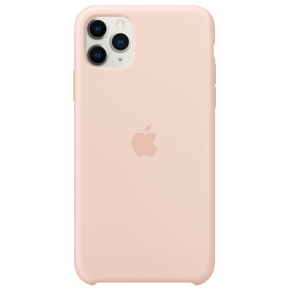 Apple IPHONE 11 PRO MAX SILICONE CASE - PINK MWYY2ZM/A MWYY2ZM/A