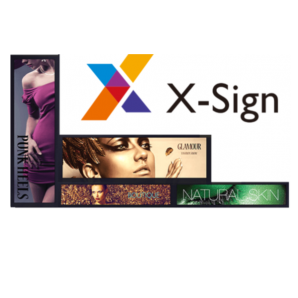 BenQ X-Sign card 1-yr Basic 5J.F1T14.015 5J.F1T14.015