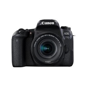 Canon EOS 77D + EF-S 18-55MM F 1892C017 1892C017