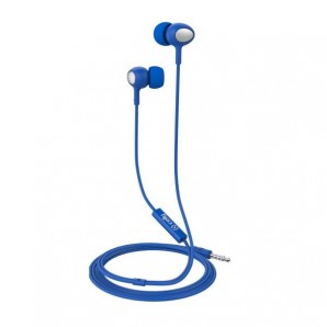 Celly UP500 - WIRED EARPHONES UP500BL UP500BL