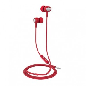 Celly UP500 - WIRED EARPHONES UP500RD UP500RD