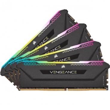 Corsair V. RGB PRO SL 4X8GB 3200 BK CMH32GX4M4E3200C16 CMH32GX4M4E3200