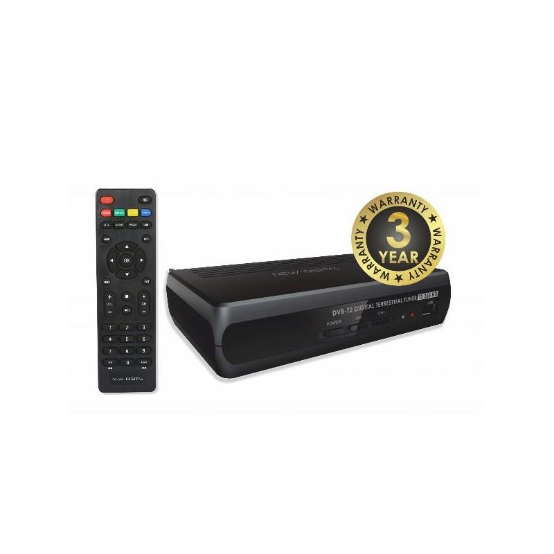 New Digital Decoder Digitale Terrestre HD T2265HD T2265HD
