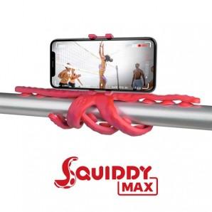 Celly FLEXIBLE MAXI TRIPOD - SMARTPHONE AND CAMERA [SQUIDDY] SQUIDDYMAXRD SQUIDDYMAXRD