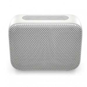 HP Inc HP Silver Bluetooth Speaker 350 2D804AAABB 2D804AA