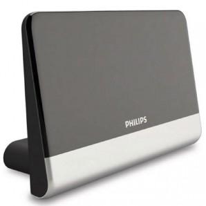 Philips Antenna TV digitale amplificata da 48 dB, filtri GSM SDV6222/12 SDV6222/12