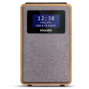 Philips Radio DAB con Funzione Sveglia TAR5005/10 TAR5005/10